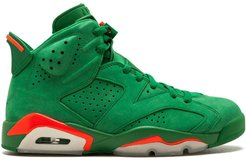 Air Jordan 6 Retro NRG Gatorade sneakers - Green