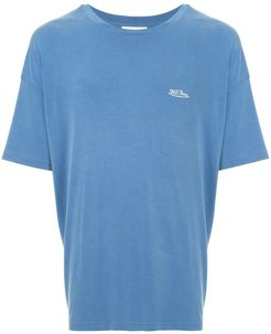 oversized T-shirt - Blue