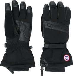 Northern Utility three-in-one gloves - Black