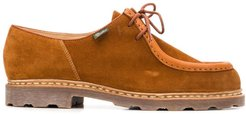 casual lace-up shoes - Brown