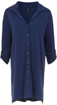 Meline UV beach shirt - Blue