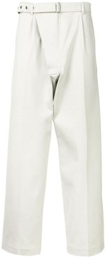 Off White Cotton 0004 Trousers