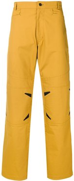 Mustard 0004 Technical Trousers - Yellow