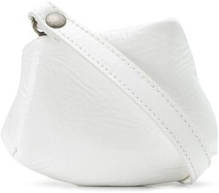 mini shoulder bag - White