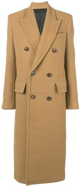 Long Lined Coat - Neutrals