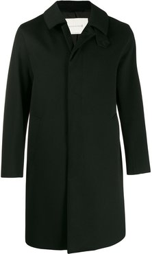 Dunkeld Storm System wool coat - Black