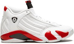 Air Jordan 14 candy cane - White