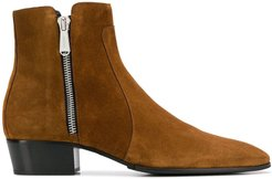 Mike ankle boots - Brown