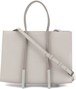 Aerial tote bag - Grey
