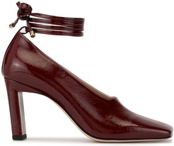 Isa 85mm pumps - Red