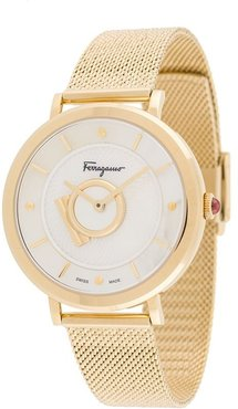 Minuetto 36mm watch - GOLD