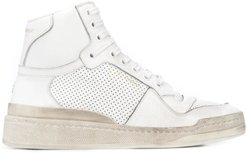 Lenny high-top sneakers - White