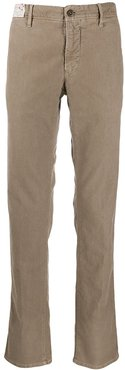 slim fit chinos - Neutrals