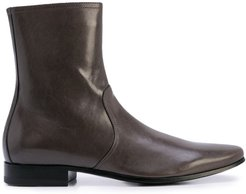 ankle boots - Grey