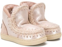 Eskimo ankle boots - PINK