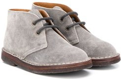 Jubilee lace-up boots - Grey