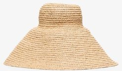 Neutral Le Chapeau Valensole straw hat