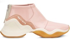 FFluid high-top sneakers - PINK