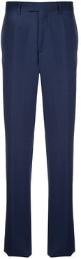 tailored suit trousers - Blue