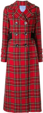 The Highland coat - Red