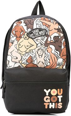 You Got This backpack - BLACK