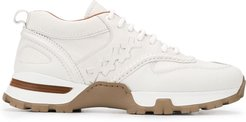 Cesare low-top sneakers - White