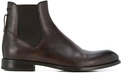elasticated ankle boots - Brown