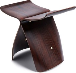 Buttefly stool - Brown
