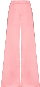 wide leg trousers - PINK