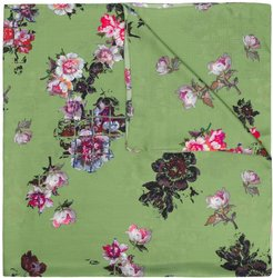 Exclusive printed scarf - Green