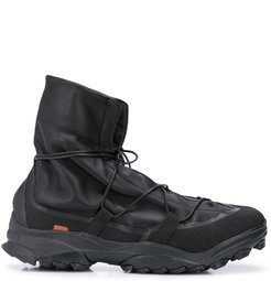 Type O-3 boots - Black