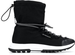 Spectre high-top sneakers - Black