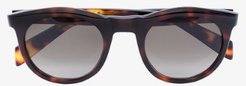 brown Watts tortoiseshell sunglasses