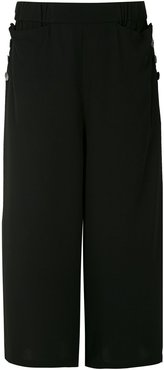 Moçambique cropped trousers - Black