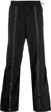 x A-COLD-WALL** wide-leg trousers - Black