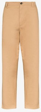 Taler twill cotton trousers
