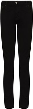 Tight Terry skinny jeans - Black
