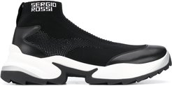 Extreme sock sneakers - Black