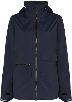 Pacifica hooded jacket - Blue