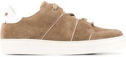 Tiziano low-top sneakers - Brown