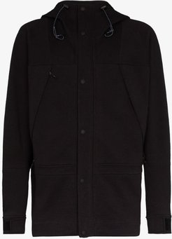 Spacer Mountain hooded jacket