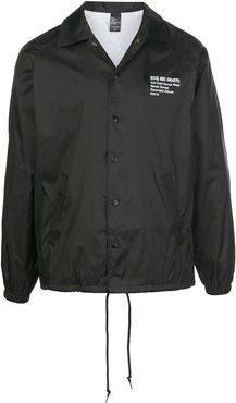 Kids See Ghosts Coach jacket - Black