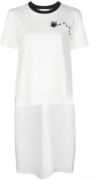 Watering Can embroidered T-shirt - White