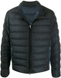 quilted padded jacket - Blue
