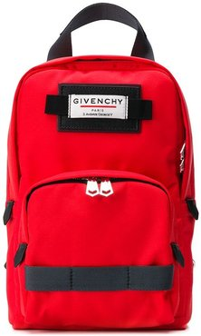 Downtown cross body bag - Red