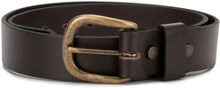traditional belt - Brown