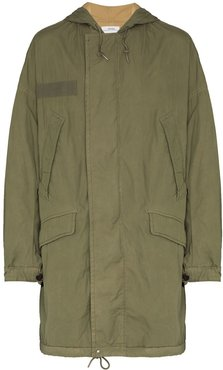 Patterson hooded parka coat - Green