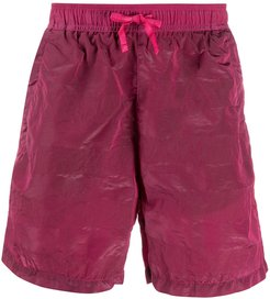 shell swim shorts - PINK