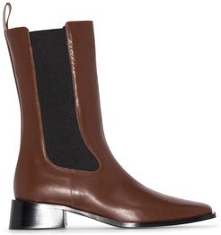 35mm chelsea boots - Brown