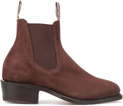 Lady Yearling Chelsea boots - Brown